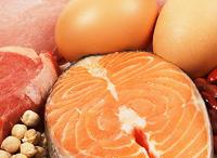 Es importante seguir una dieta con una cantidad adecuada de proteínas