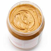 Proteínas de la mantequilla de cacahuete para veganos