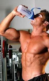 Proteínas y gimnasio